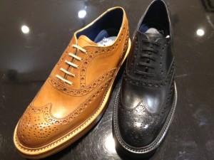 ブログ 靴